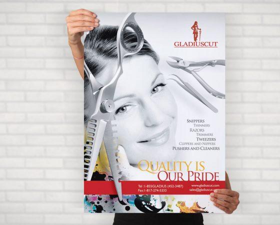 GLADIUSCUT Poster
