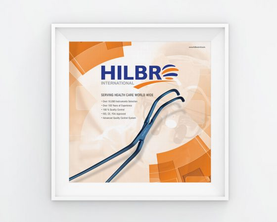 HILBRO INTERNATIONAL Poster