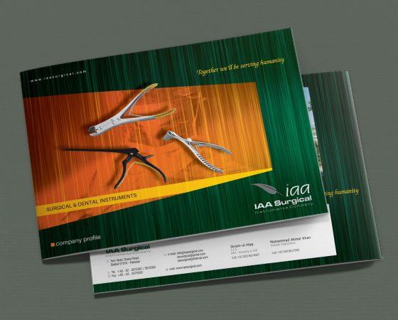 IAA SURGICAL Company profile
