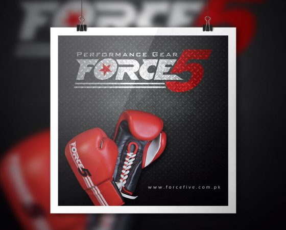 FORCE FIVE Poster