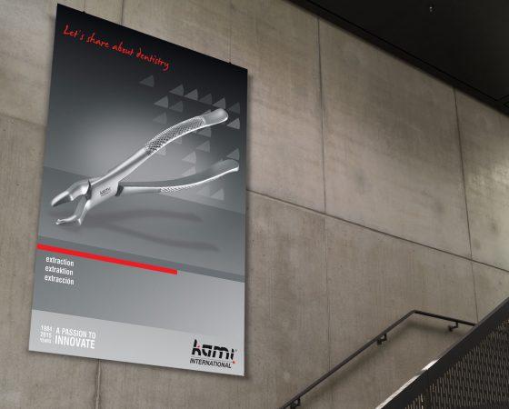 KAMI INTERNATIONAL Poster