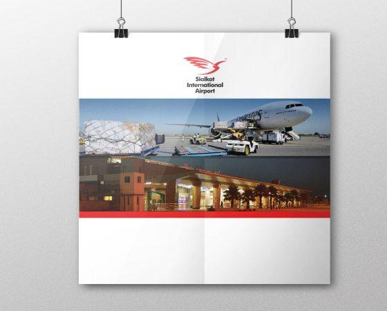 Sialkot International Airport Poster