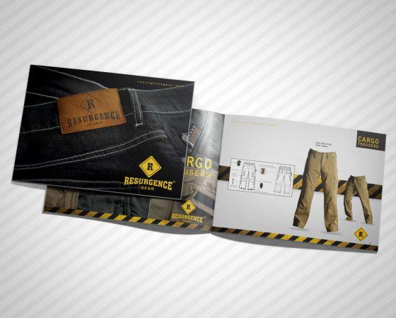 Resurgance Gear Catalog