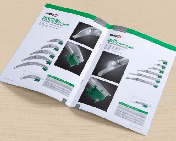 MA Arain And Brothers Laryngoscope Catalog