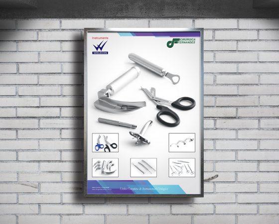 WELDON INSTRUMENTS Poster