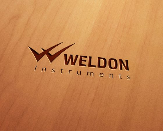 WELDON INSTRUMENTS Logo design