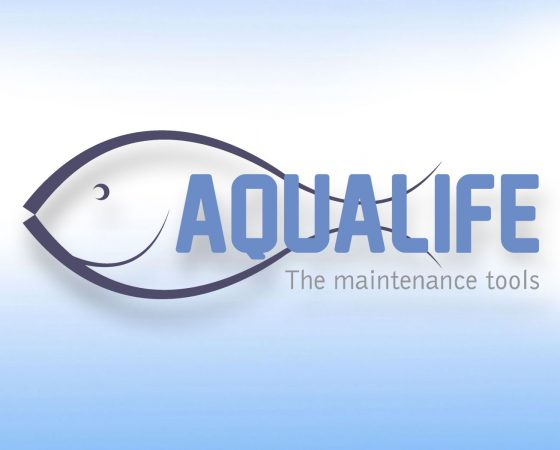 AQUALIFE Logo design