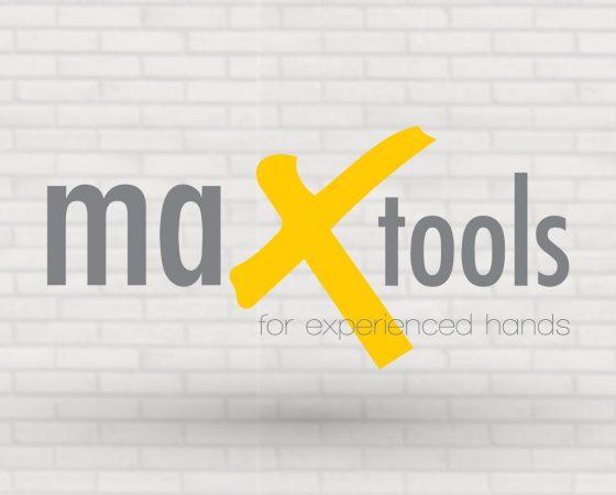 MAXTOOLS Logo design