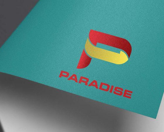 Paradise Instruments Logo design