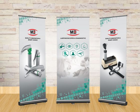 Medical Devices Graphics design