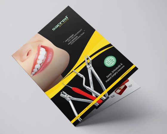 Sacred International Dental Instruments Brochure