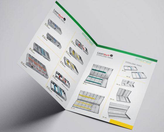 Sacred International Dental Trays Brochure