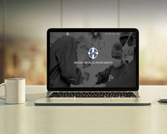 BMI-UK Website Design & Development