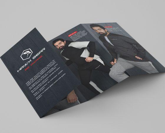 HAWK GEAR Leaflet