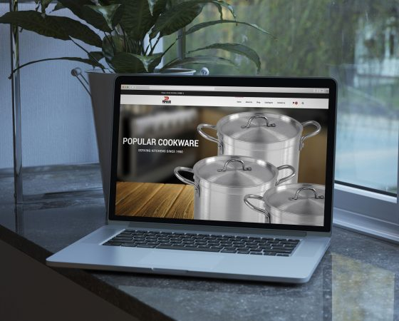 Popular Cookware Website