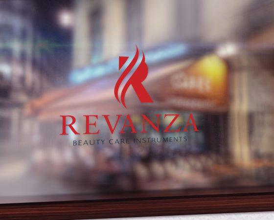 Revanza Logo